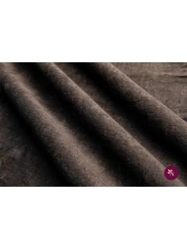 Catifea reiată neagră moale