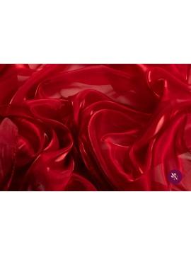 Organza roșie
