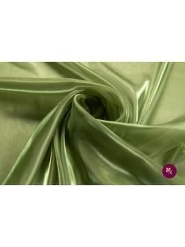 Organza verde fistic