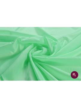 Căptușeală verde mentă satinată