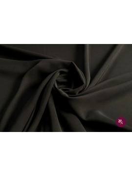 Crep negru elastic
