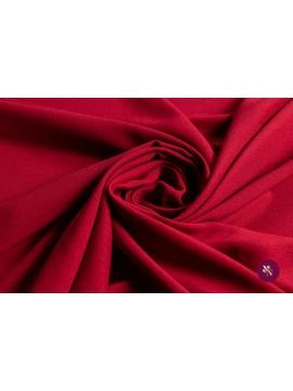 Jersey subțire roșu grena