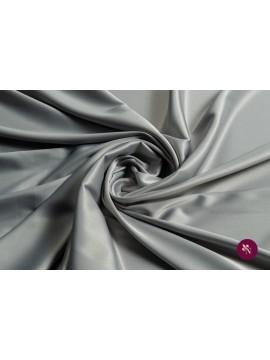 Satin elastic gri