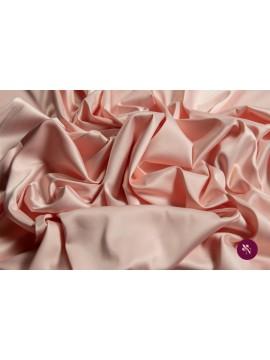 Satin elastic roz piersică