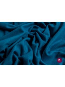 Stofă albastru turquoise dublă