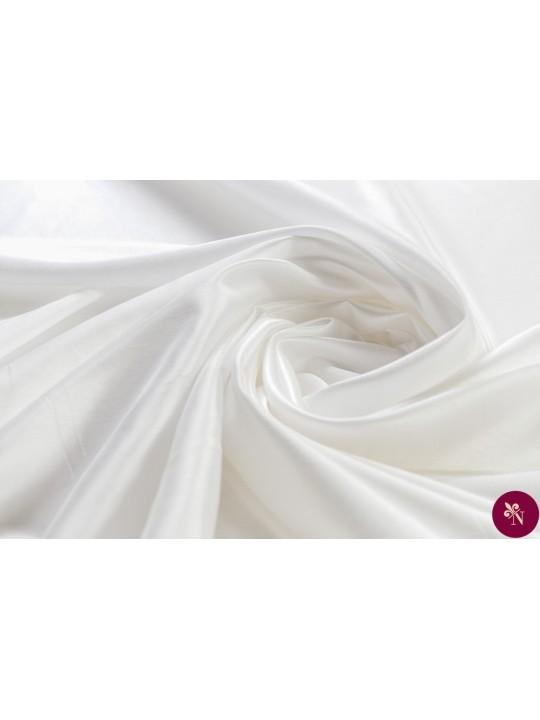 Tafta albă texturată