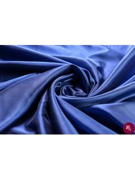 Tafta albastru cerneală texturată