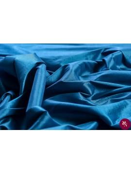 Tafta elastică albastru petrol
