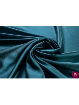 Tafta albastru petrol texturată