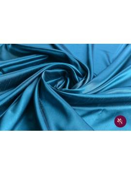 Tafta bleu texturată