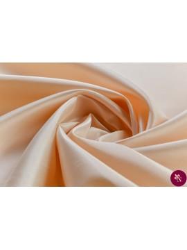 Tafta crem piersică texturată