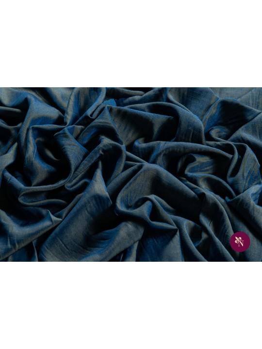 Tafta moale albastră