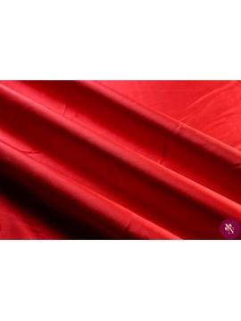 Tafta roșu cireșiu texturată