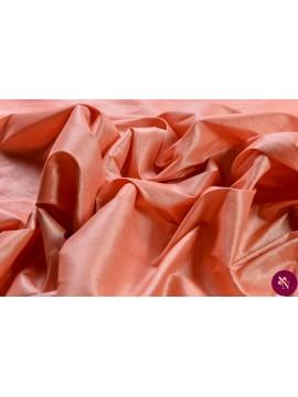 Tafta elastică roz piersică