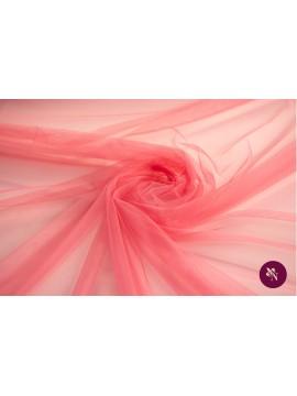 Tulle moale roz bombon