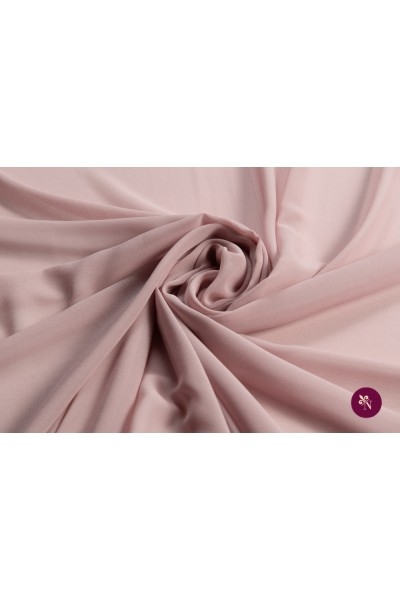 Voal Georgette roz pudră